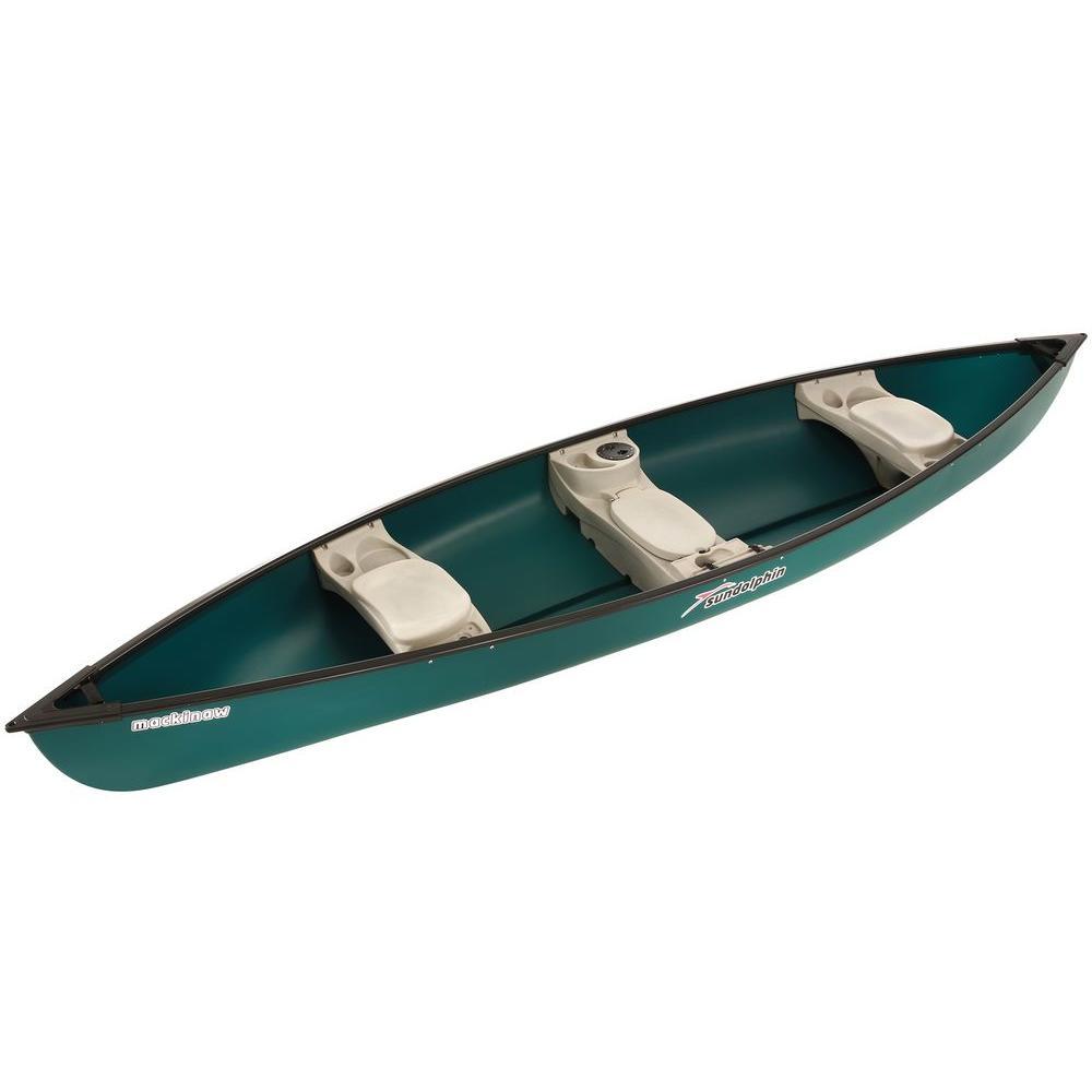 Sun Dolphin Mackinaw 15.5 ft. Canoe