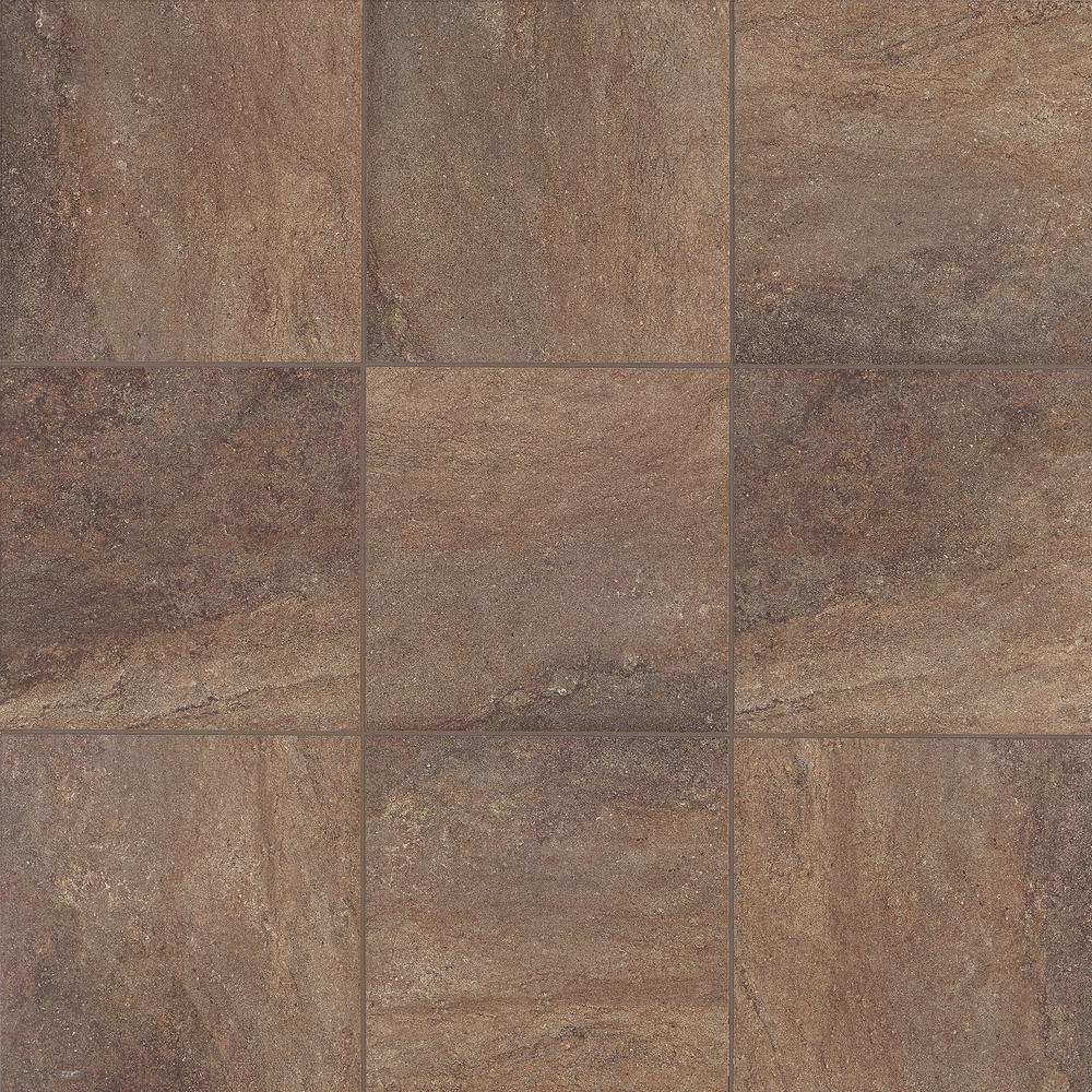 Daltile Longbrooke Parkstone 12 In X 12 In Ceramic Floor And