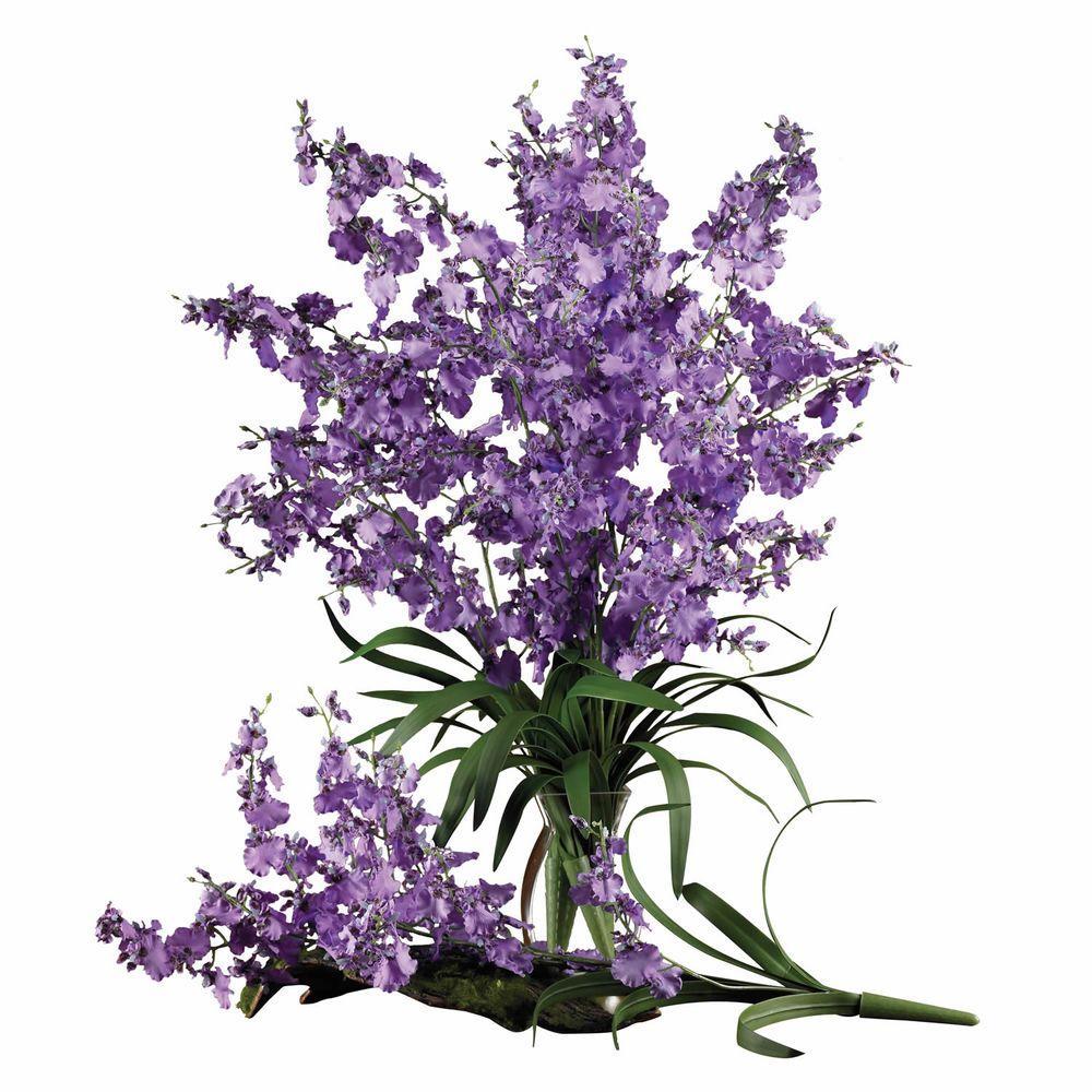 29 in. H Purple Dancing Lady (Set of 12)