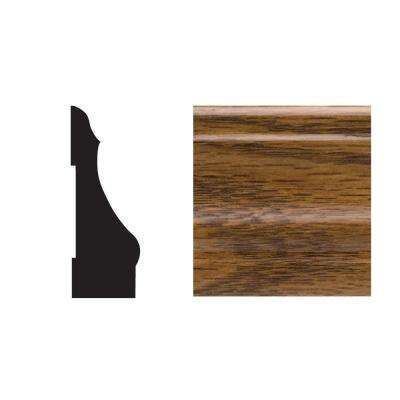 5445 9/16 in. x 2-1/4 in. x 7 ft. PVC Composite Colonial Highlands Oak Casing