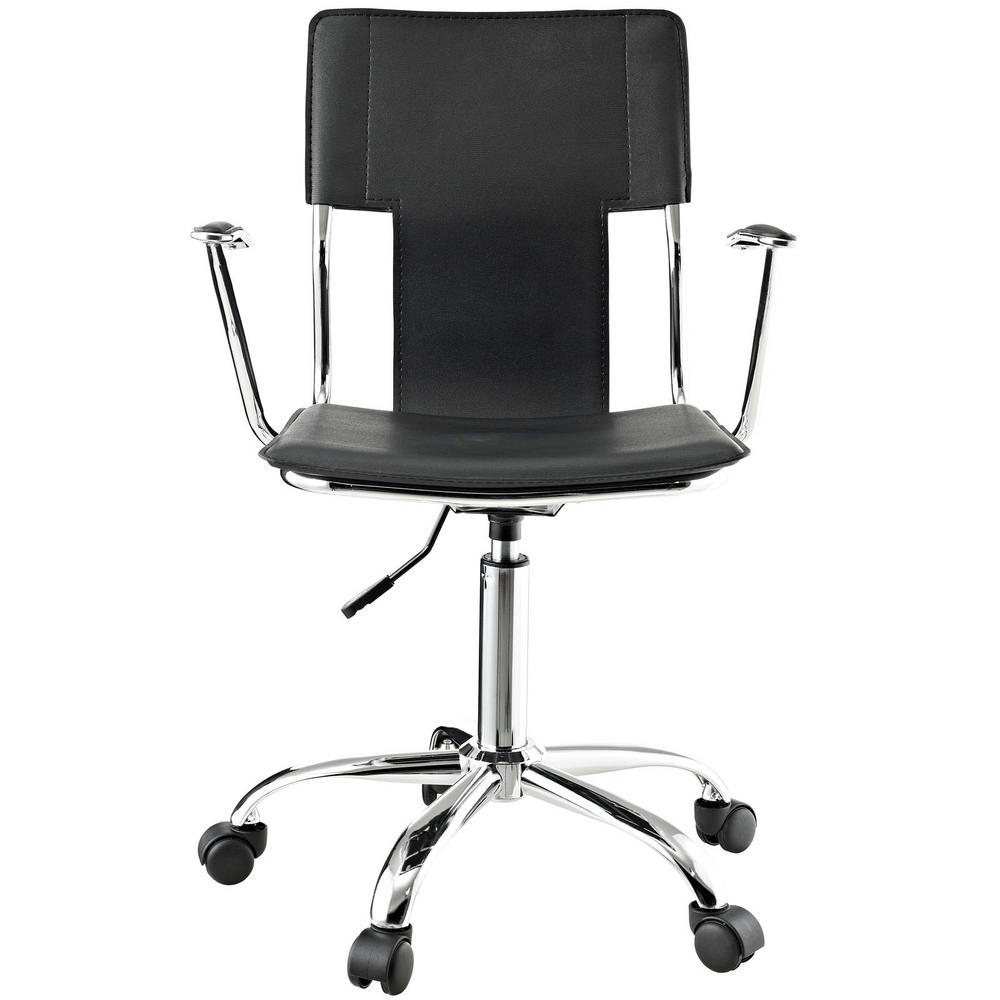 MODWAY Studio Black Office Chair EEI-198-BLK