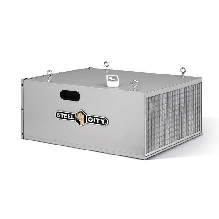 Steel City 3 Speed Type 2 Deluxe Air Filter