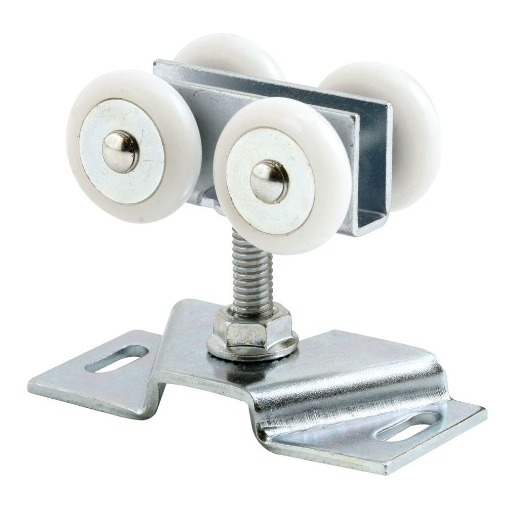 Hands On Nylon Ball Bearing Pocket Door Roller And Bracket