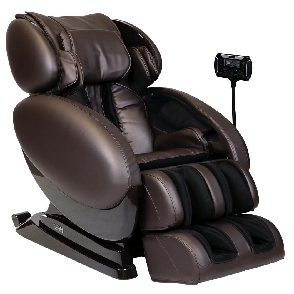 8500 Brown Massage Chair