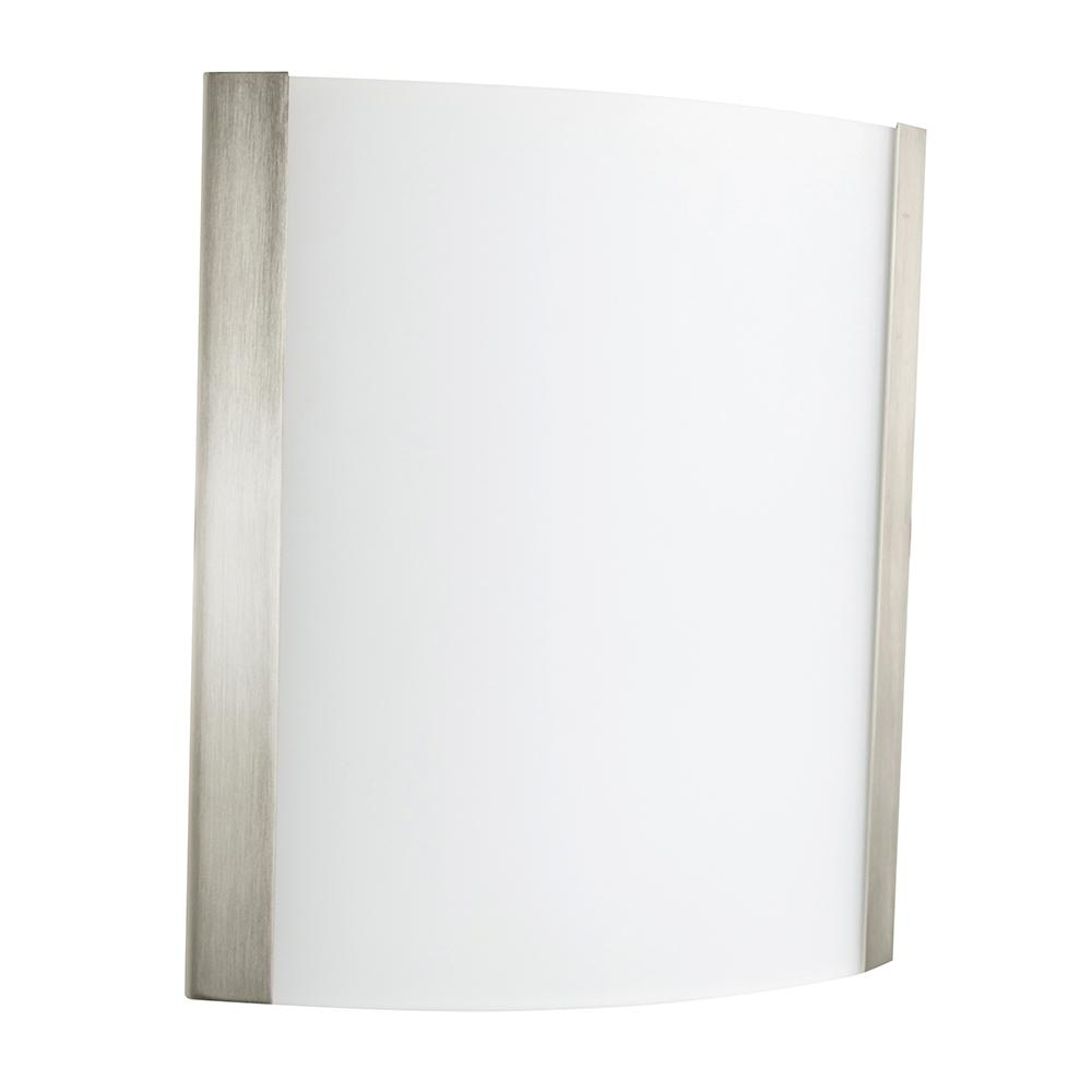 Ideal 14-Watt Satin Nickel Integrated LED Sconce
