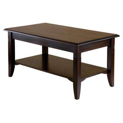 Nolan Cappuccino Coffee Table