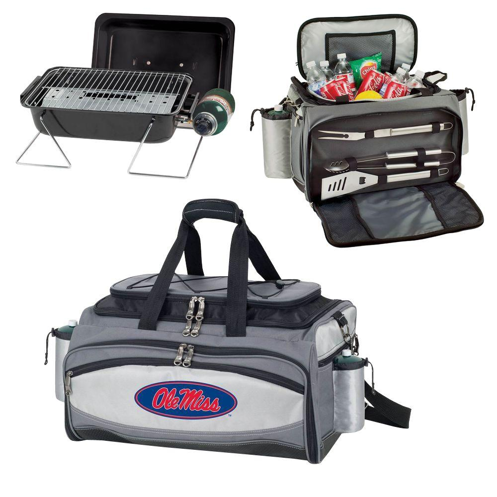 Ole Miss Rebels - Vulcan Portable Propane Grill and Cooler Tote