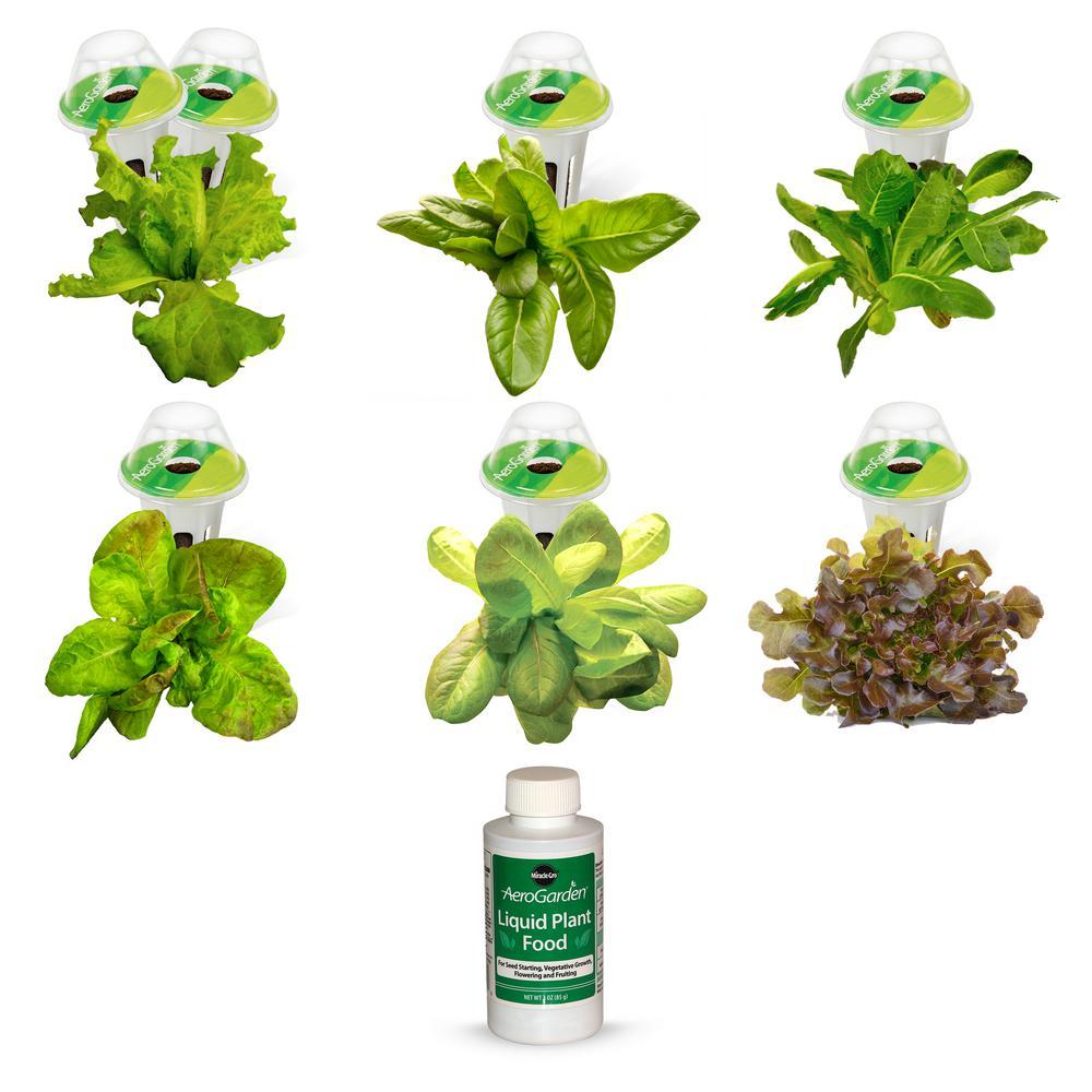 Aerogarden Pods Home Depot: Outdoor Planters & Garden Pots At The Home Depot