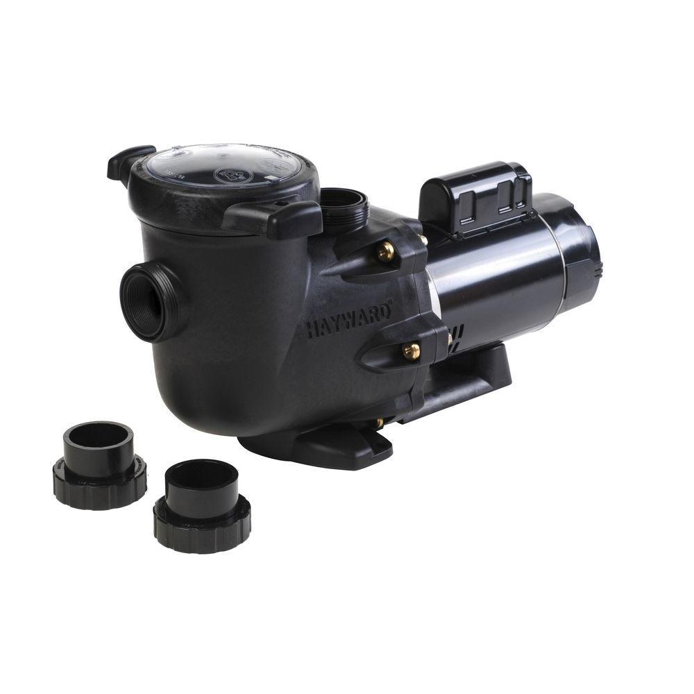 Hayward tristar 3 4 hp max rated pool pump sp3205x7 the for Amazon pool pump motors