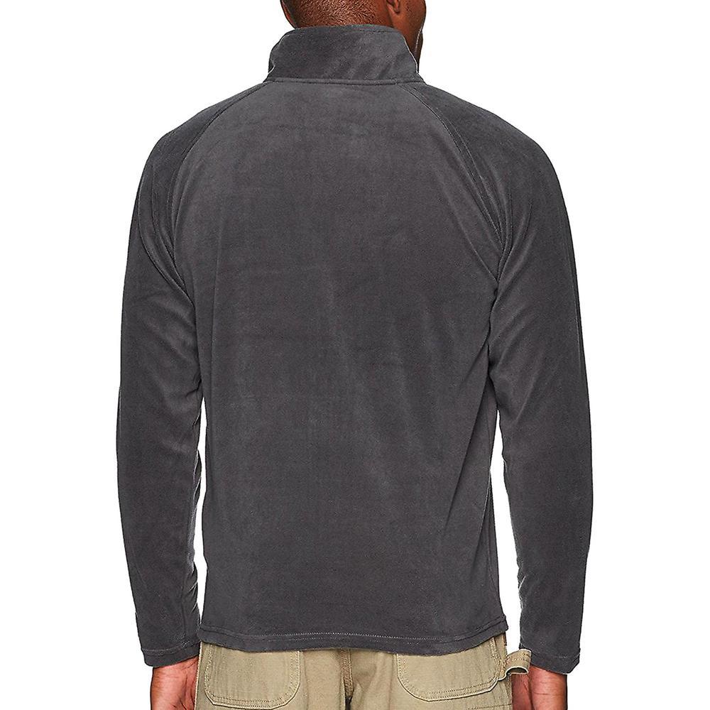 Caterpillar CAT Concord black full-zip fleece work jacket