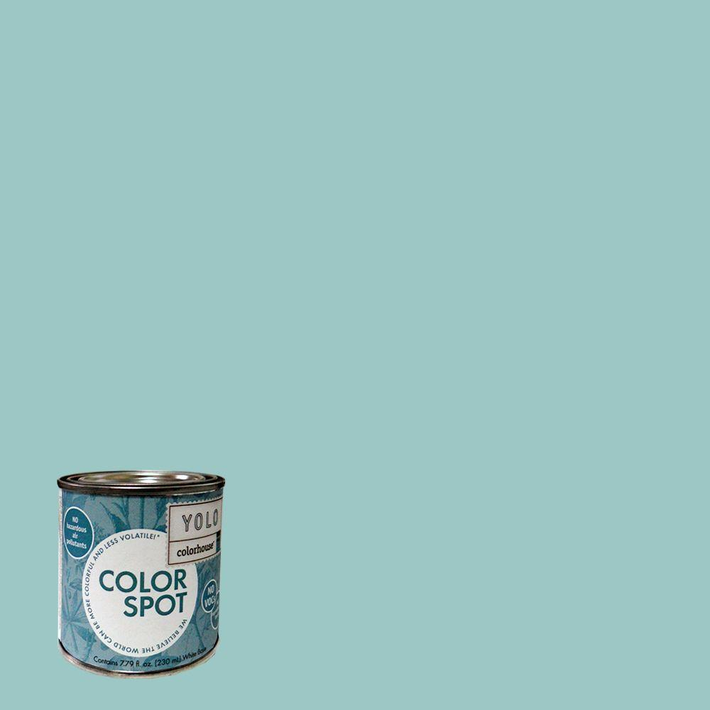 YOLO Colorhouse 8 oz. Dream .04 ColorSpot Eggshell Interior Paint Sample-DISCONTINUED
