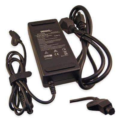 20-Volt 4.5 Amp 3-pin AC Adapter for DELL Inspiron and Latitude Series Laptops