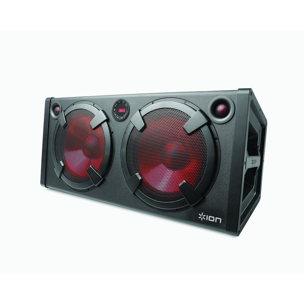 Ion Audio Road Warrior 500-Watt Rechargeable Stereo Speaker System