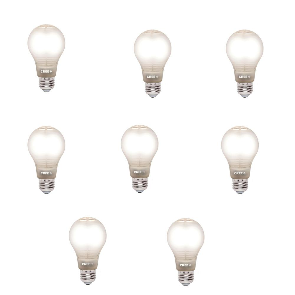 40w Equivalent Soft White Vintage Filament A19 Dimmable: Cree 40W Equivalent Soft White A19 Dimmable LED Light Bulb