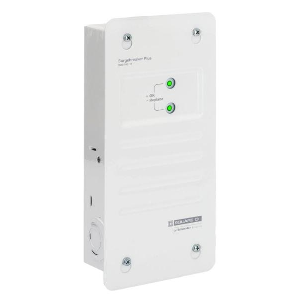 80 kA Surge Breaker Plus Whole Home Surge Protector