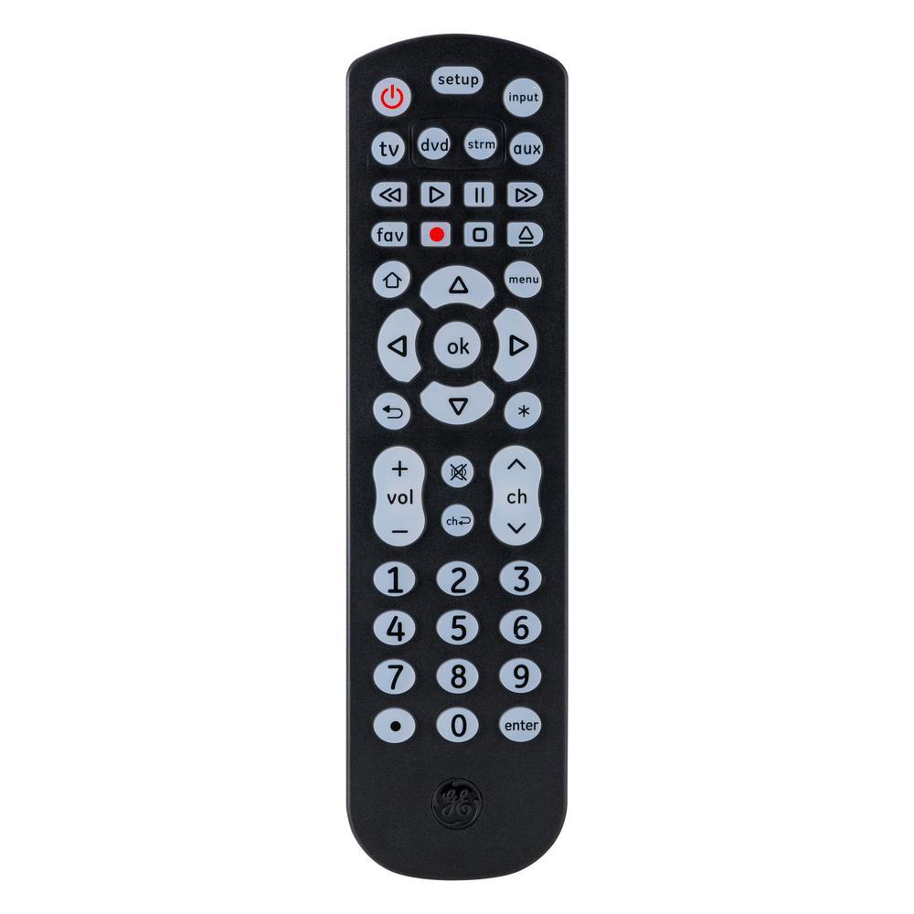 Pro 4 Device Backlit Universal Remote
