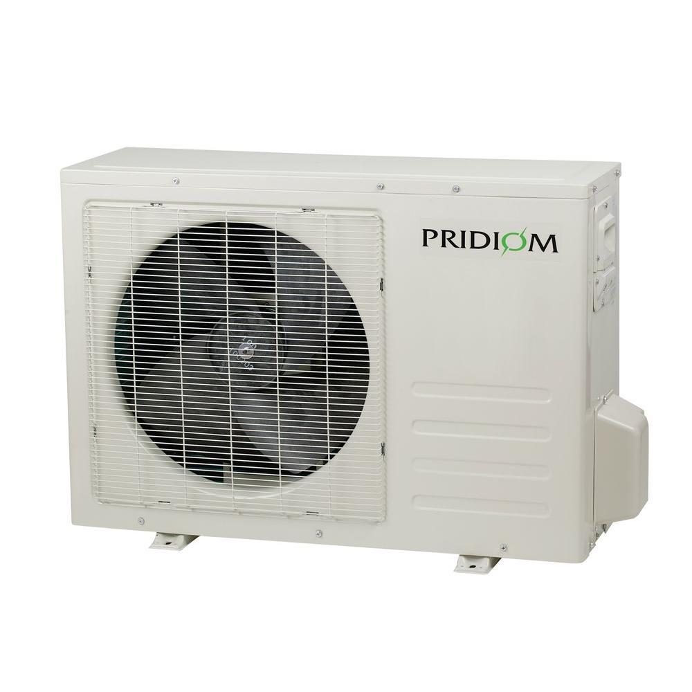 9,000 BTU Mini Split Air Conditioner with Heat