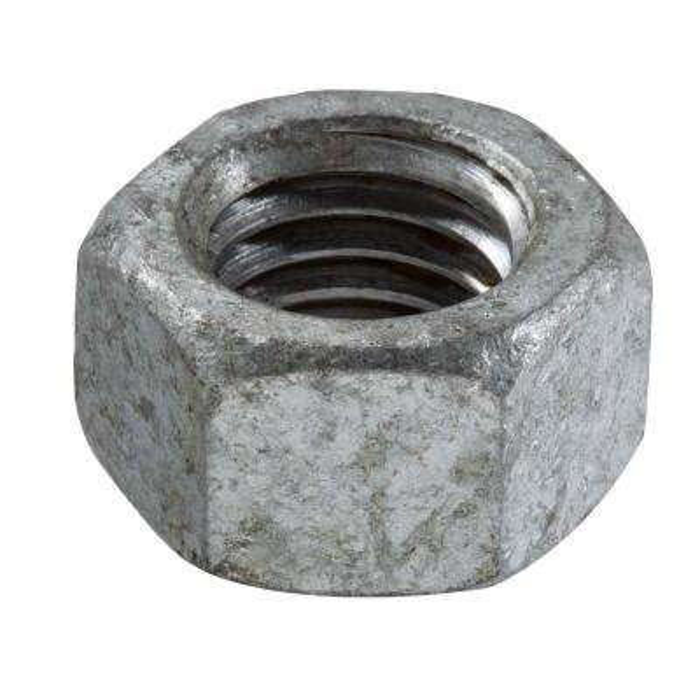 3/4 in.-10 Thread Pitch Galvanized Hex Nut (10-Piece/Box)