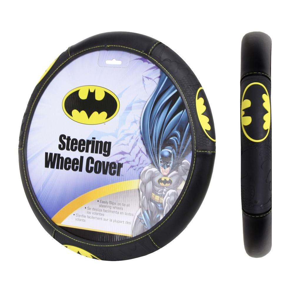 Warner Bros. Batman Shattered Steering Wheel Cover