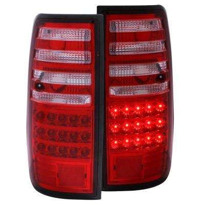 1991-1997 Toyota Land Cruiser Fj LED Taillights Red/Clear