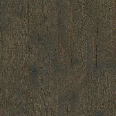 White Oak Near Black 1/2 in. Thick x 7-1/2 in. Wide x Varying Length Engineered Hardwood Flooring (25.73 sq. ft. / case)