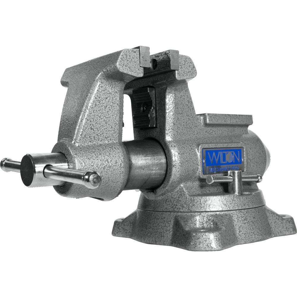 4.5 in. 845M Wilton Mechanics Pro Vise