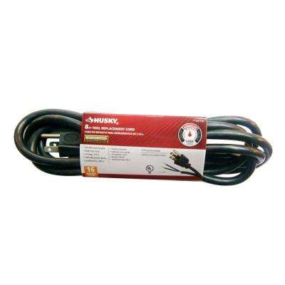 8 ft. 16/3 Power Tool Cord