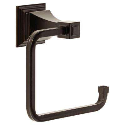 Lynwood Open Towel Ring in Venetian Bronze