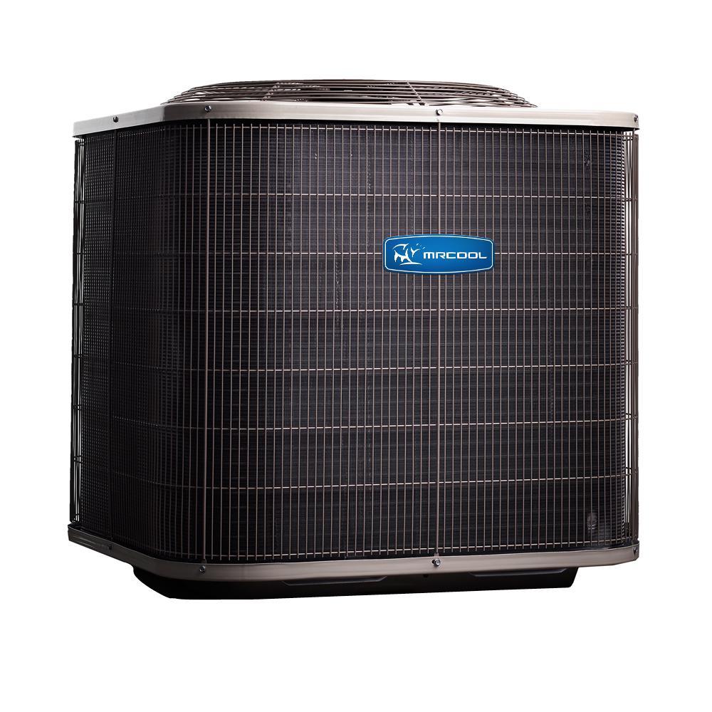3.5-Ton 42,000 BTU 14 SEER R410A Split System Heat Pump Condenser