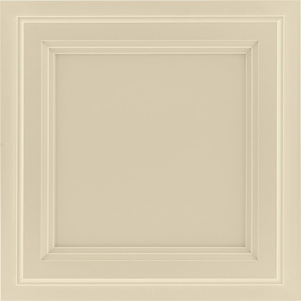 13x12-7/8 in. Cabinet Door Sample in Ashland Painted Cashmere