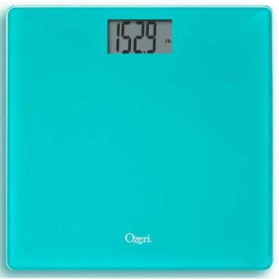 Precision Bath Scale (440 lbs. / 200 kg) with 50 g Sensor (0.1 lbs / 0.05 kg) and Infant, Pet and Luggage Tare