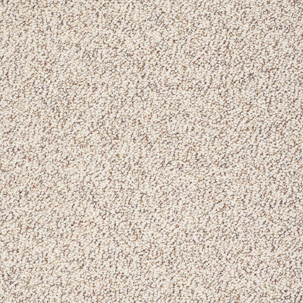Martha Stewart Living Kentmere - Color Buckwheat Flour 6 in. x 9 in. Take Home Carpet Sample