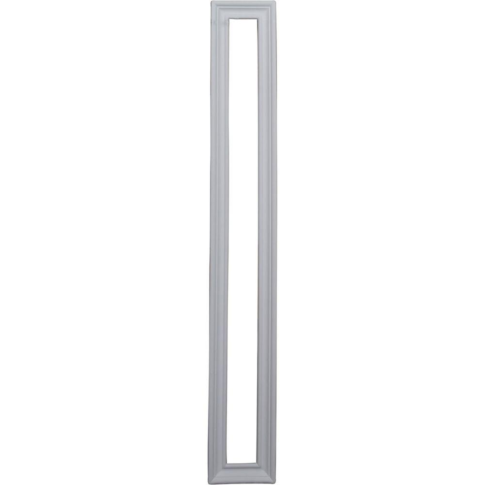 4-5/8 in. x 34 in. Polyurethane Stockport Pre-Moulded Panel Moulding Frame