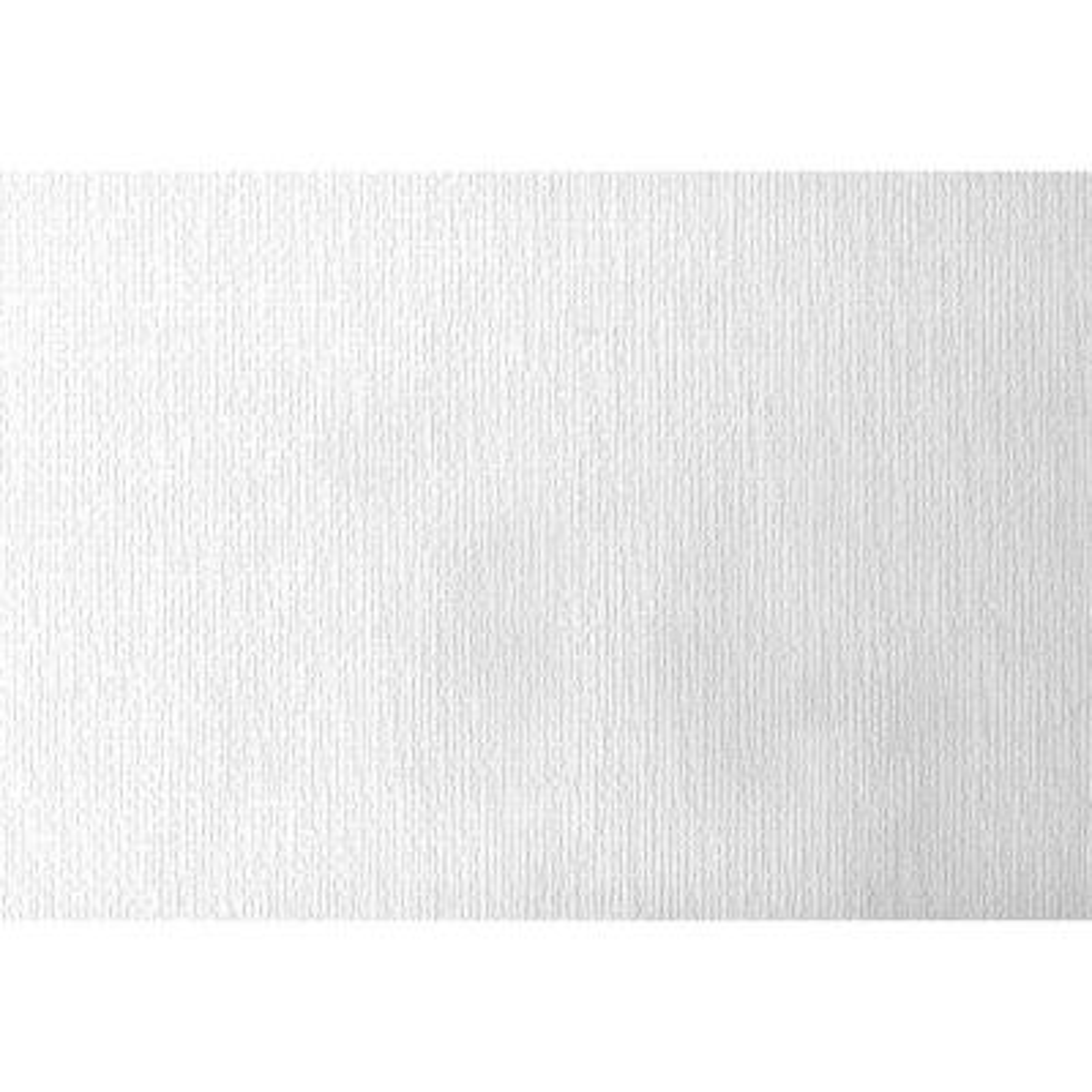 Paintable Hessian Burlap Texture Vinyl Peelable Wallpaper (Covers 56.4 sq. ft.)
