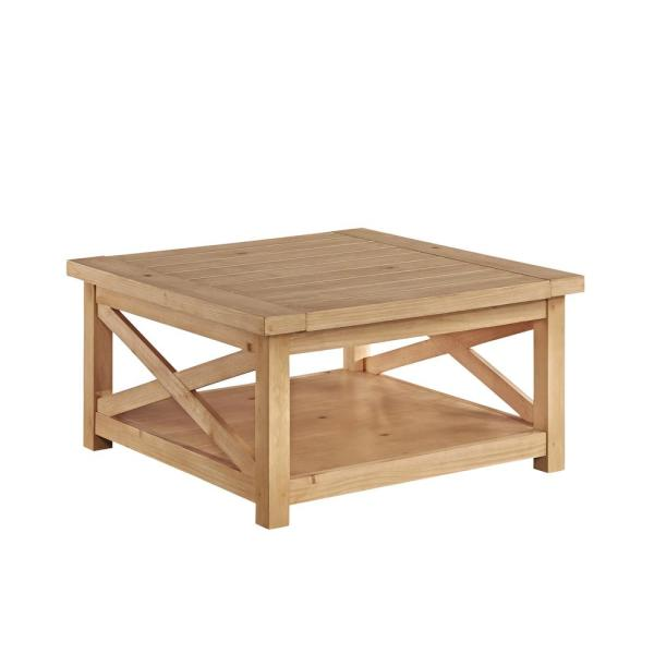 HOMESTYLES Country Lodge Pine Coffee Table