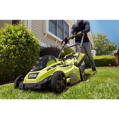 16 in. 13 Amp Corded Electric Walk Behind Push Mower