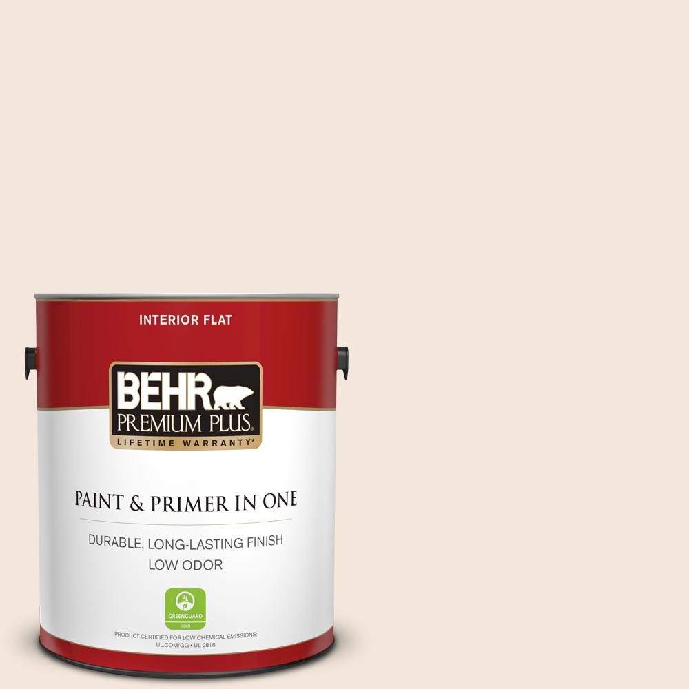 Ecc 55 2 Adobe White Flat Low Odor Interior Paint And Primer In One