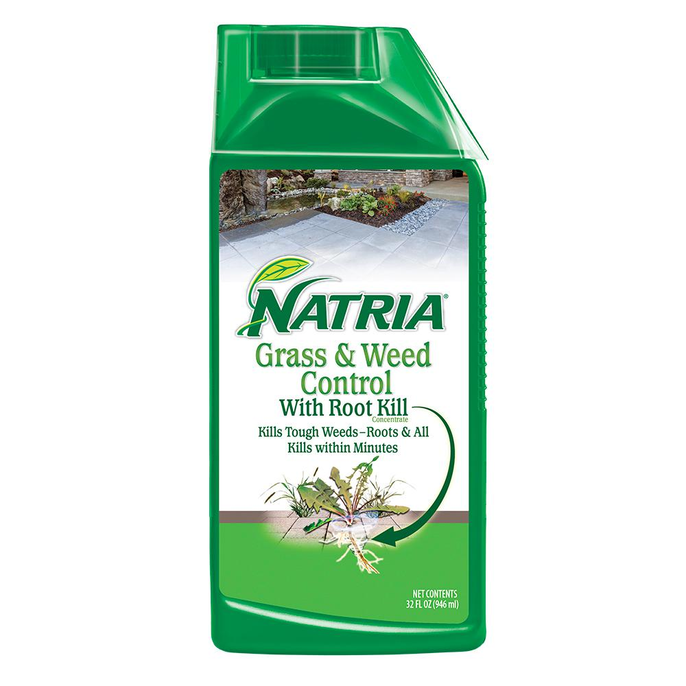 Natria 32 oz. Concentrate Natria Grass and Weed Control with Root Kill