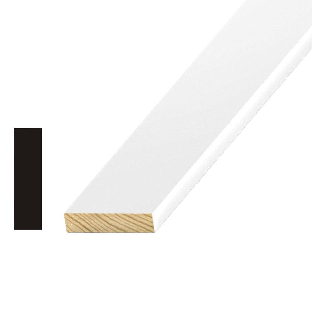 1/2 in. x 2-1/2 in. Wood Primed Pine S4S Moulding