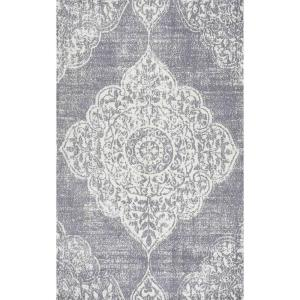 Sorrell Grey 8 ft. 6 inch x 11 ft. 6 inch Area Rug by
