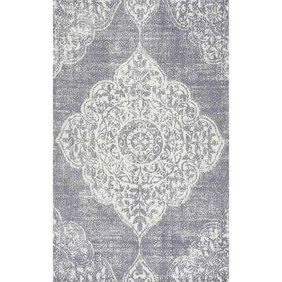 Sorrell Grey 8 ft. 6 in. x 11 ft. 6 in. Area Rug