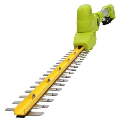 18 in. Electric Telescoping Pole Hedge Trimmer
