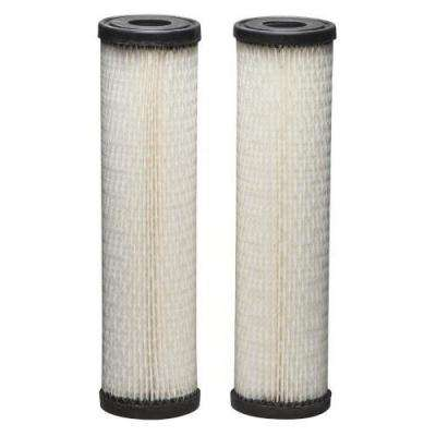 Whole House Replacement Sediment Filter Cartridge (2-Pack)