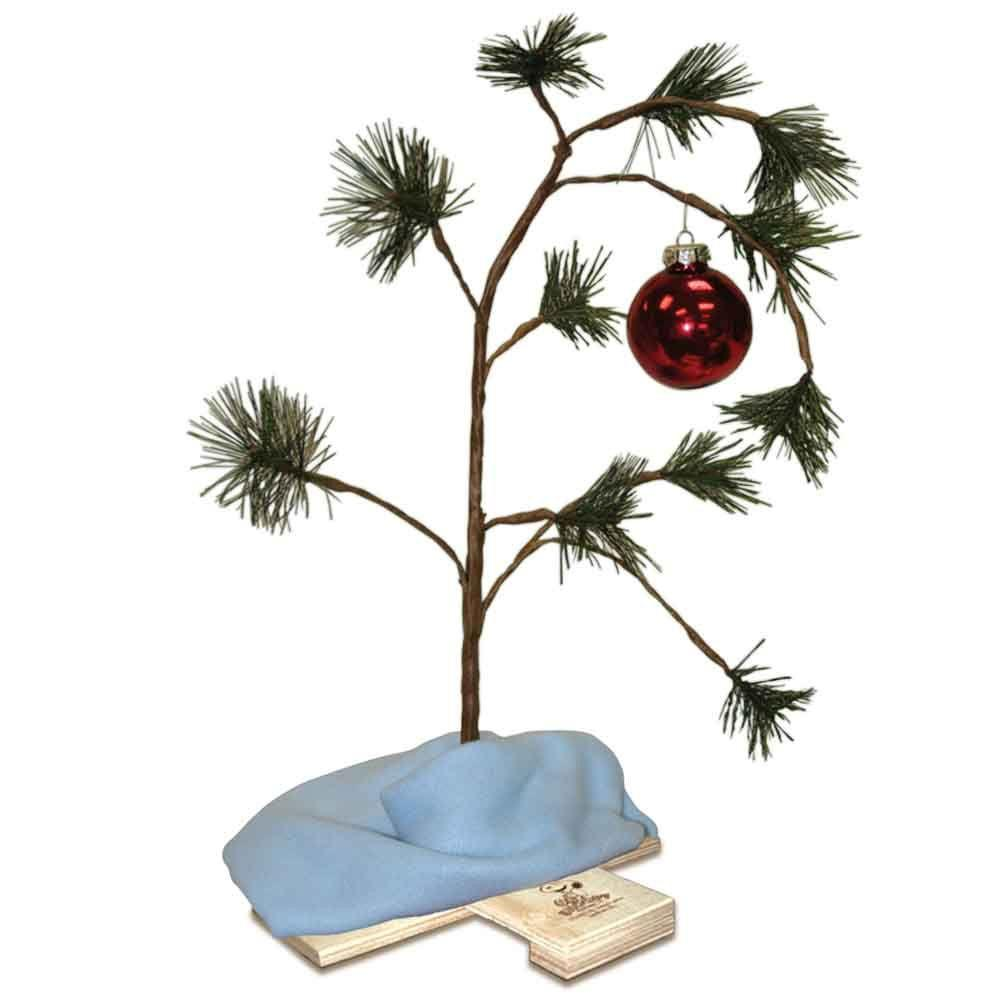 Peanuts 24 in. Musical Charlie Brown Tree-14211_MP12 - The Home Depot