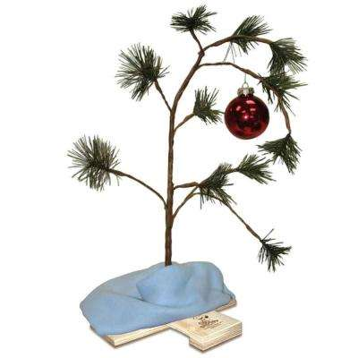 24 in. Musical Charlie Brown Tree