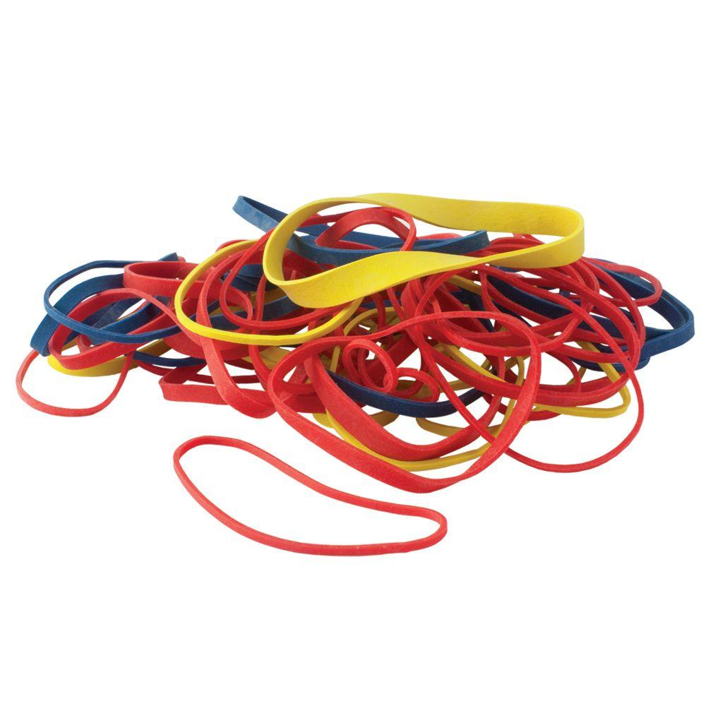 Advantage 2 oz. Assorted Rubber Band-19051 - The Home Depot