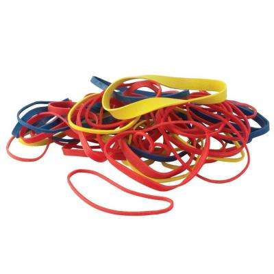 2 oz. Assorted Rubber Band
