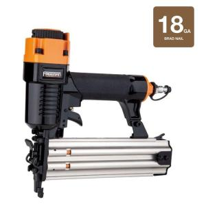 Click here to buy Freeman 2 inch x 18-Gauge Brad Nailer with Quick Release by Freeman.