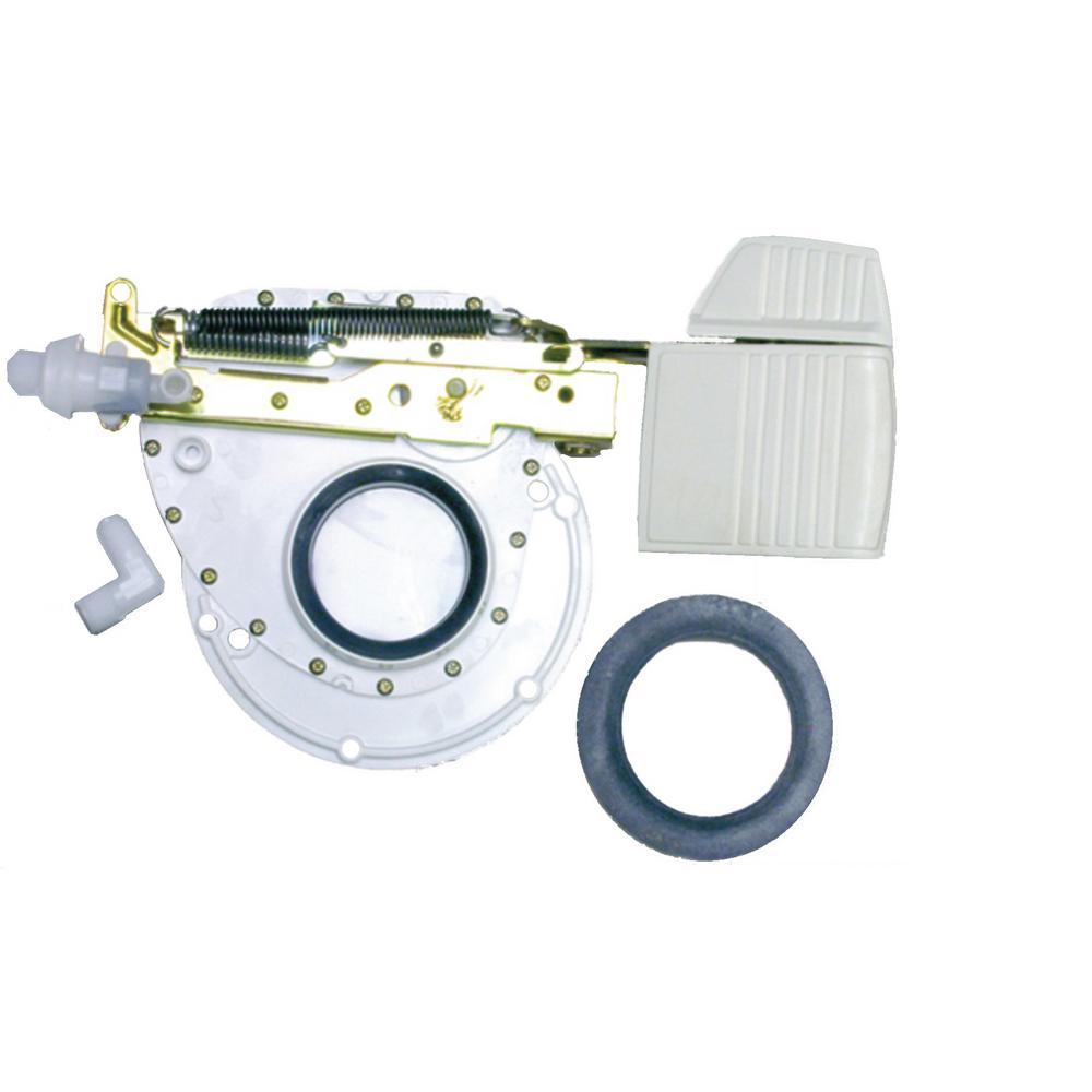 Thetford Mechanism Parchment, Repair Parts for Aqua Magic, Galaxy and  Starlite Permanent RV Toilet