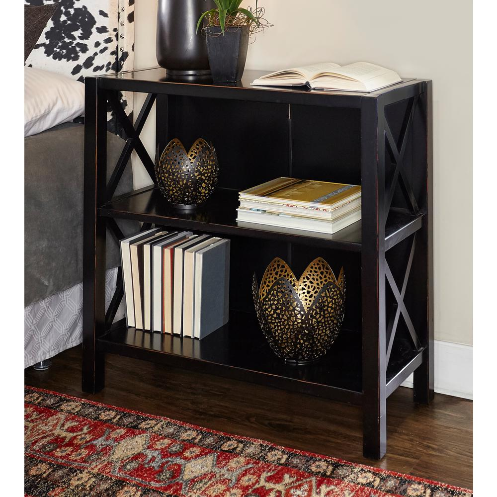 null Anna Black Open Bookcase